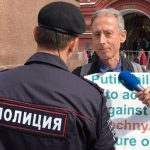Russia World Cup | UK LGBT activist Peter Tatchell arrested in Moscow