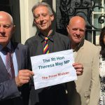 Theresa May urged to compensate convicted gay men