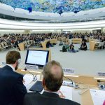 US pulls out of UN Human Rights Council