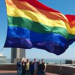 "ACDP councillor slams PE's LGBTQ flag. Says homosexuality ""an abomination"""