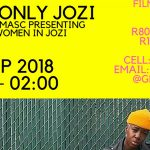 JHB: A safe space event for masculine presenting lesbians.