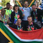 Team SA makes a splash at the Gay Games in Paris