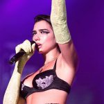 "Dua Lipa ""horrified"" after pro-LGBTQ fans dragged out of concert"