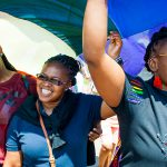 Hundreds party at Soweto Pride but fewer march