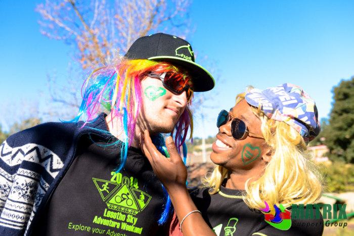Lesotho meeting gay men