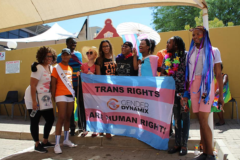 Namibia celebrates LGBTI+ Pride in Windhoek and Swakopmund