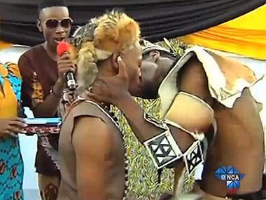 Gay afrika