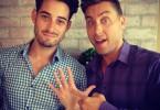 Gay 'N Sync member Lance Bass engaged to boyfriend