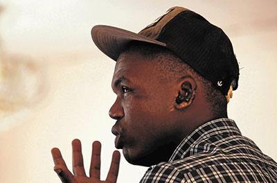Lunga Woko (Pic: Times Live)