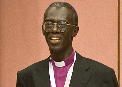 Archbishop of Kenya Eliud Wabukala