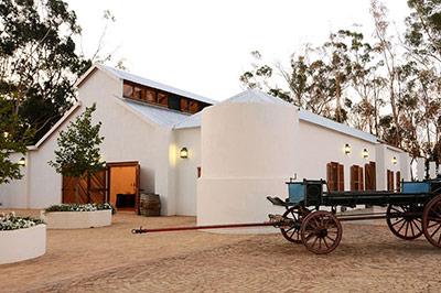 The Kilcairn farm wedding venue