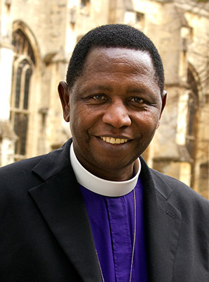 Archbishop Stanley Ntagali, head of Uganda's Anglican Church