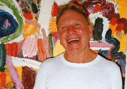 Cyril Shevitz (Pic: Herb Klein)