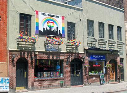 Stonewall Inn (Pic: Daniel Case)