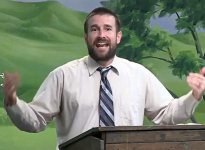 Pastor Steven L Anderson