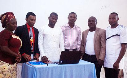 Founding members of Nigeria MassResistance