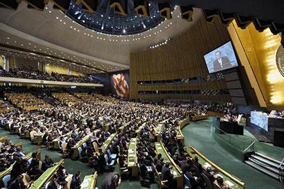 UN General Assembly (Pic UN News)