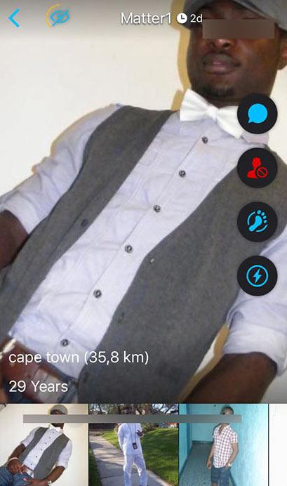 Gay dating site Johannesburgissa