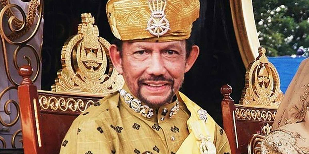 Outed? Is the Sultan of Brunei's son gay? - MambaOnline