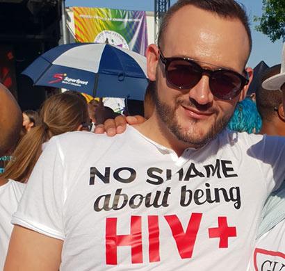 Johannesburg HIV dating site