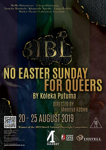 LGBTQ theatre: No Easter Sunday For Queers - MambaOnline