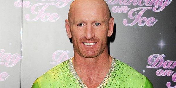 Gay rugby icon Gareth Thomas