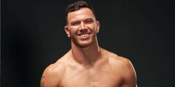 Gay rugby icons Keegan Hirst