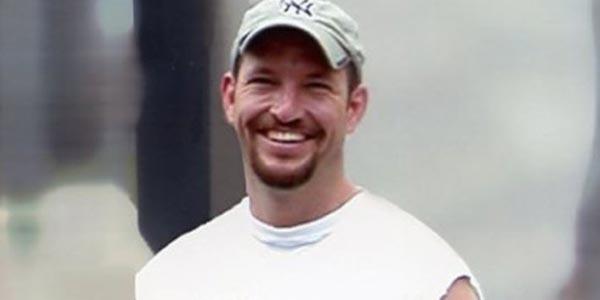Gay rugby icon Mark Bingham