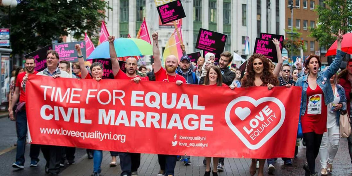 Marriage Equality in Northern Ireland