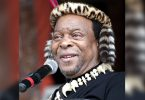 King Goodwill Zwelithini was accused of homophobia