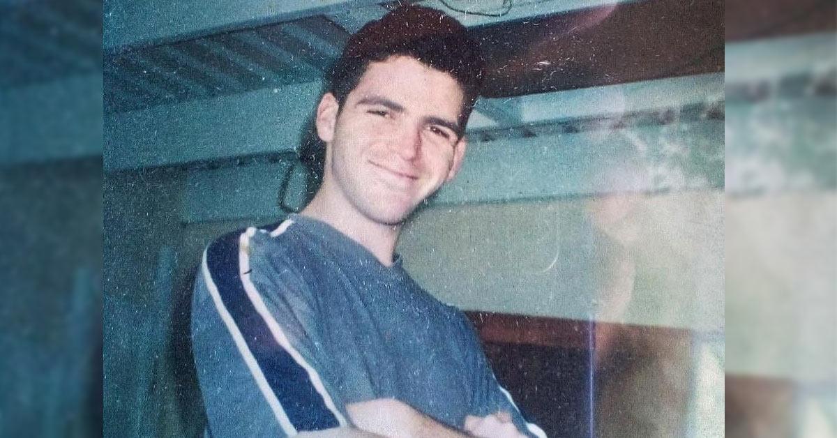 Warren Visser was killed in the Sizzlers massacre
