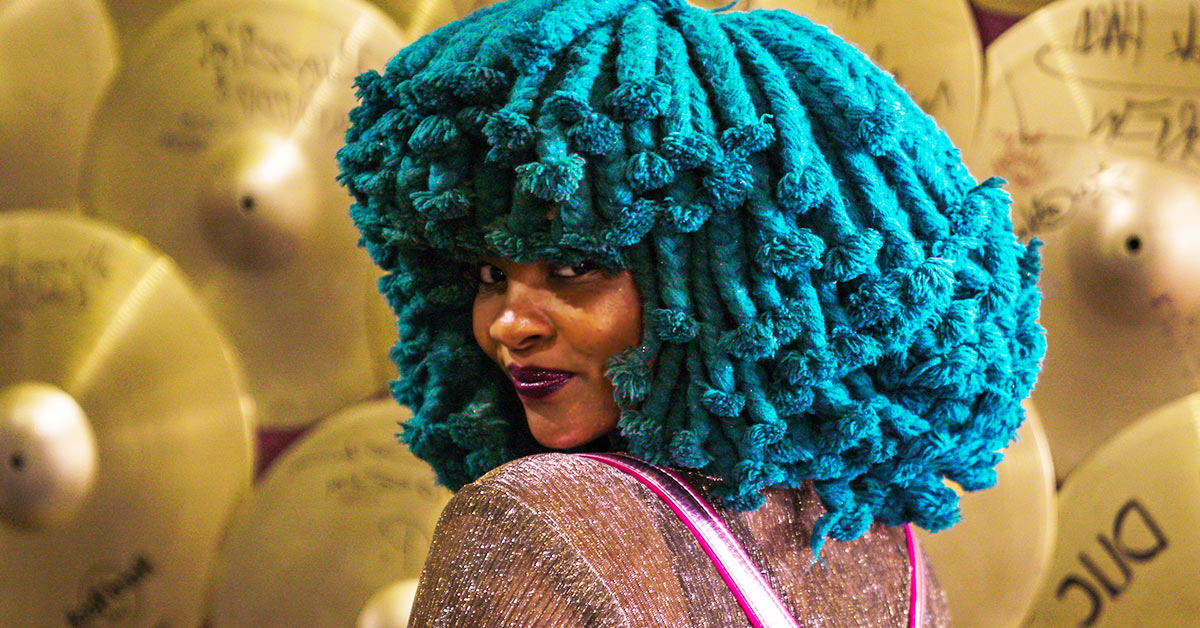Moonchild Sanelly is one of the most recognisable music artists on the continent.